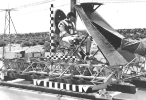 stapp-rocket-sled